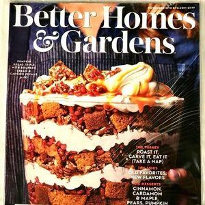 Other - BETTER HOMES & GARDENS Magazine NOVEMBER 2018
